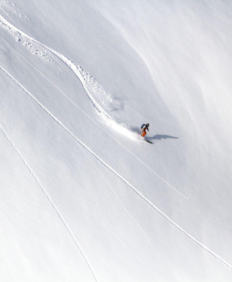 Top Ski Freeride