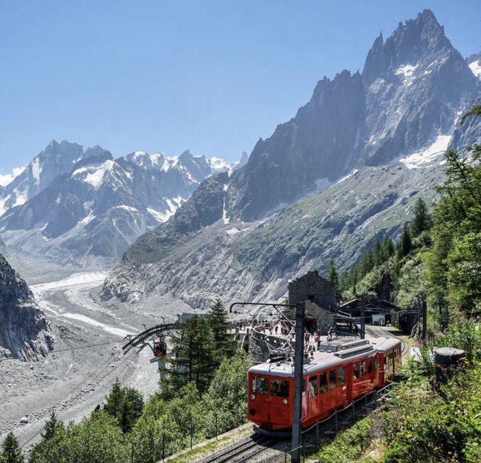 Train Montenvers Chamonix Programme