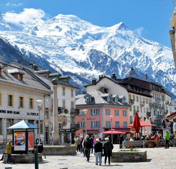 Chamonix mont Blanc Programme