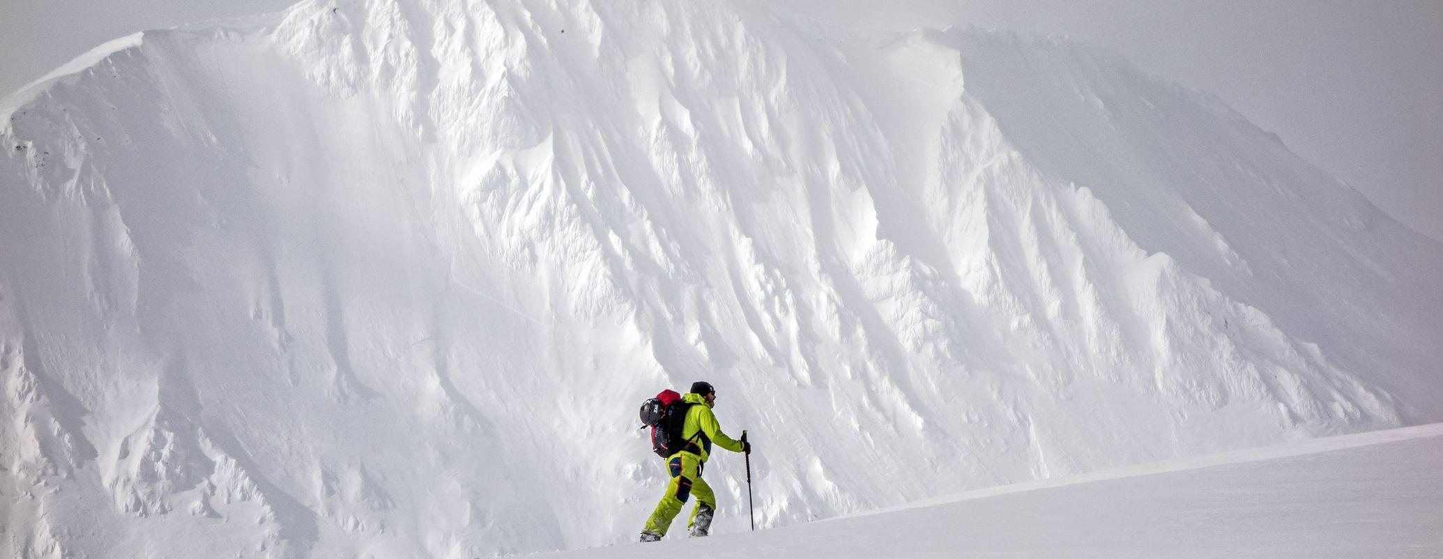Millet ski freeride ski rando wadeck gorack