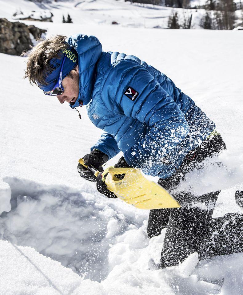 Millet ski freeride ski rando avalanche safety