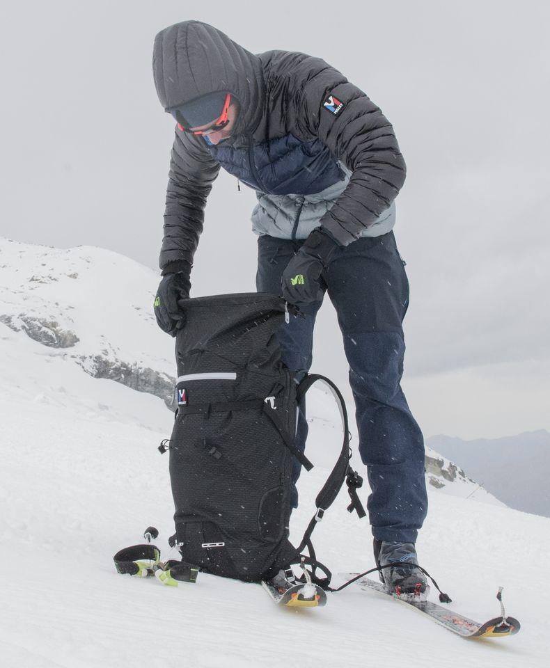 Millet ski freeride ski rando sac