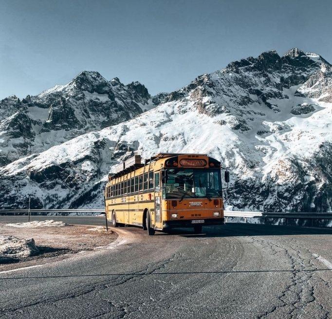 PROGRAMME DU SÉJOUR FREERANDO PICTURE ORGANIC CLOTHING BUS TRIP IN GORA