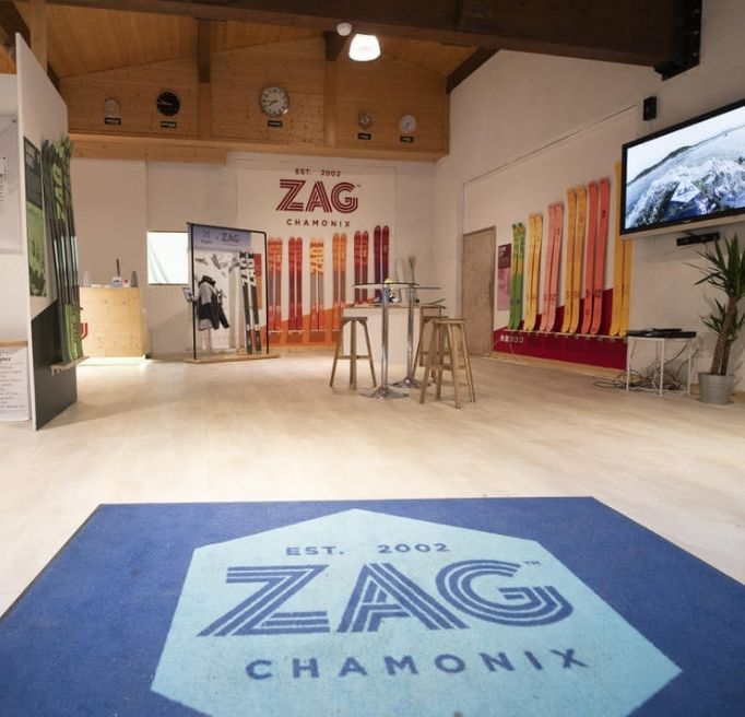 PROGRAMME DU SÉJOUR SKI DE RANDONNÉE EXPERT ZAG CHAMONIX ATELIER PROTOTYPAGE