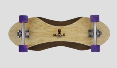 Parabolik skateboard