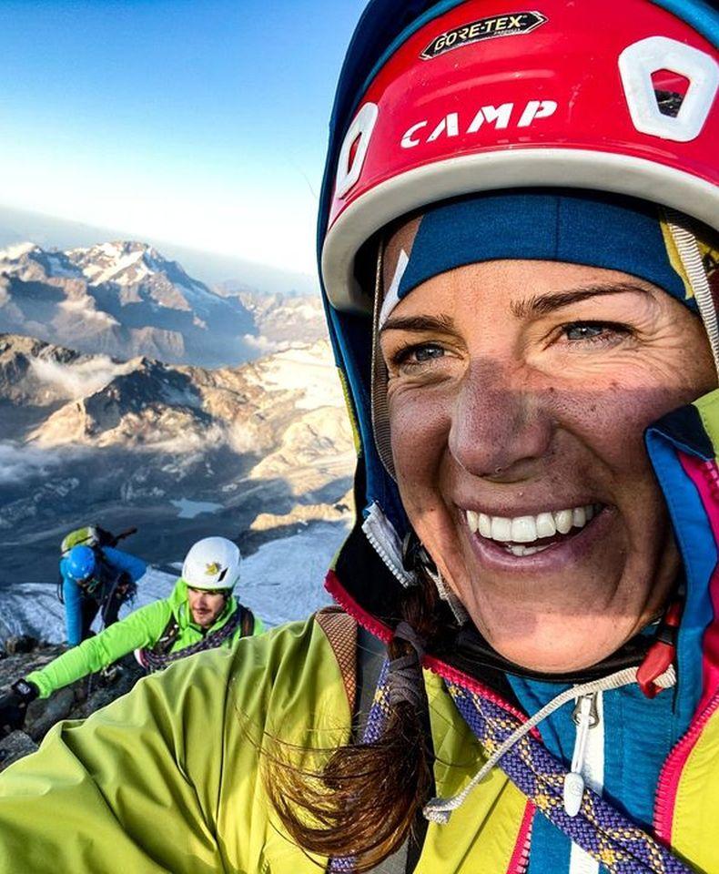 Casque Camp alpinisme femme