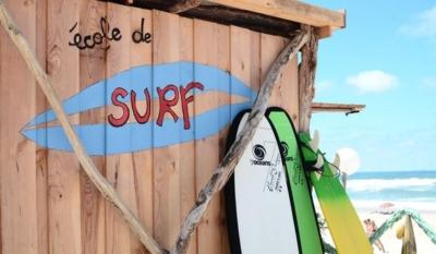 surf lespecier école