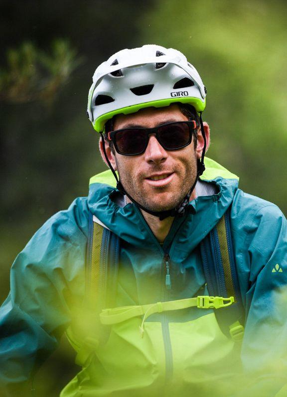 François Bailly-Maitre Julbo MTB enduro All mountain