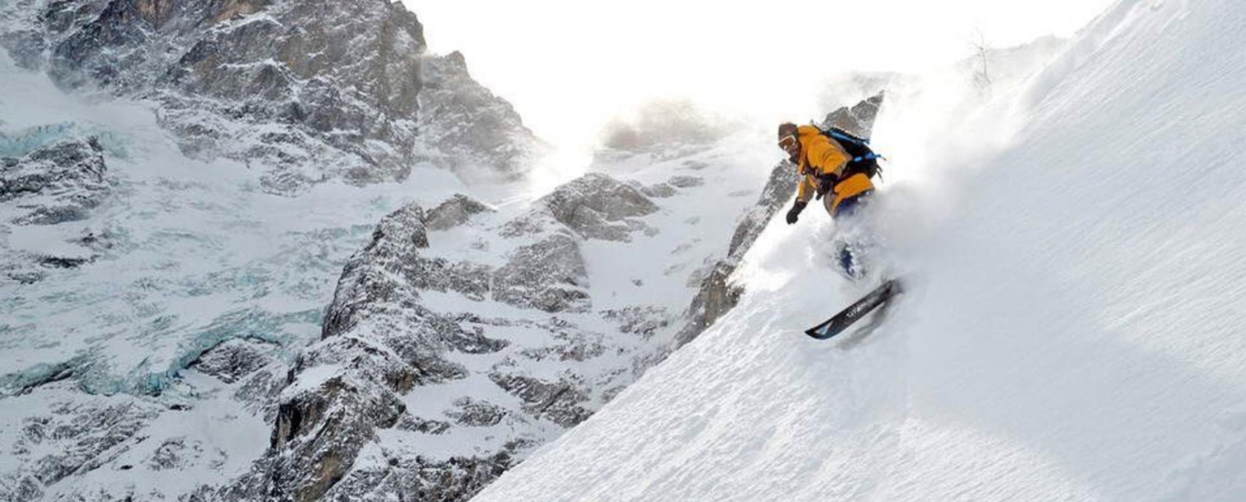 AMBASSADEUR COVER GUIDE MATHIEU BENIZEAU BUS TRIP PICTURE SNOWLEGEND LA GRAVE
