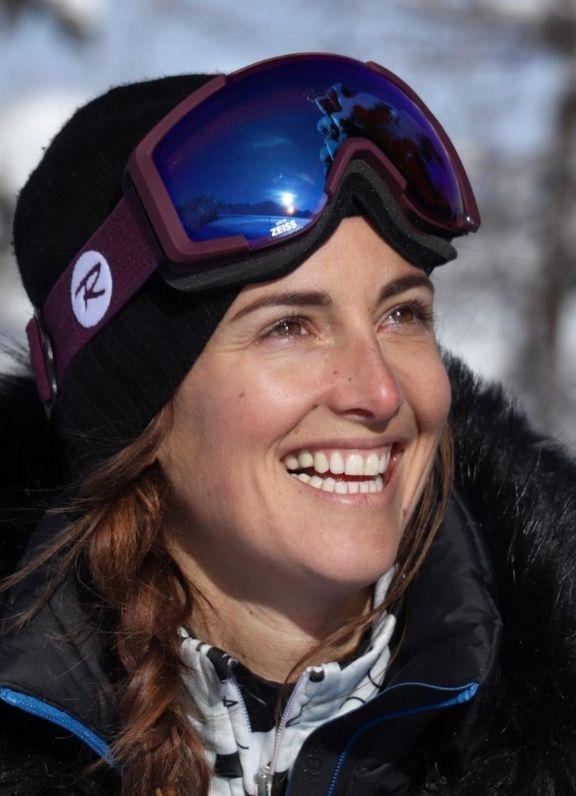 AMBASSADEUR VIGNETTE PAULINE LE ROUX EIVY GIRLS CAMP SNOWBOARD