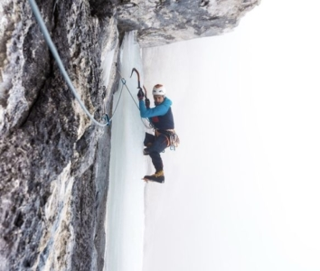 Antoine Mesnage Esprit outdoor cascade de glace
