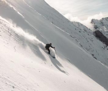 Antoine Mesnage Esprit outdoor ski freeride