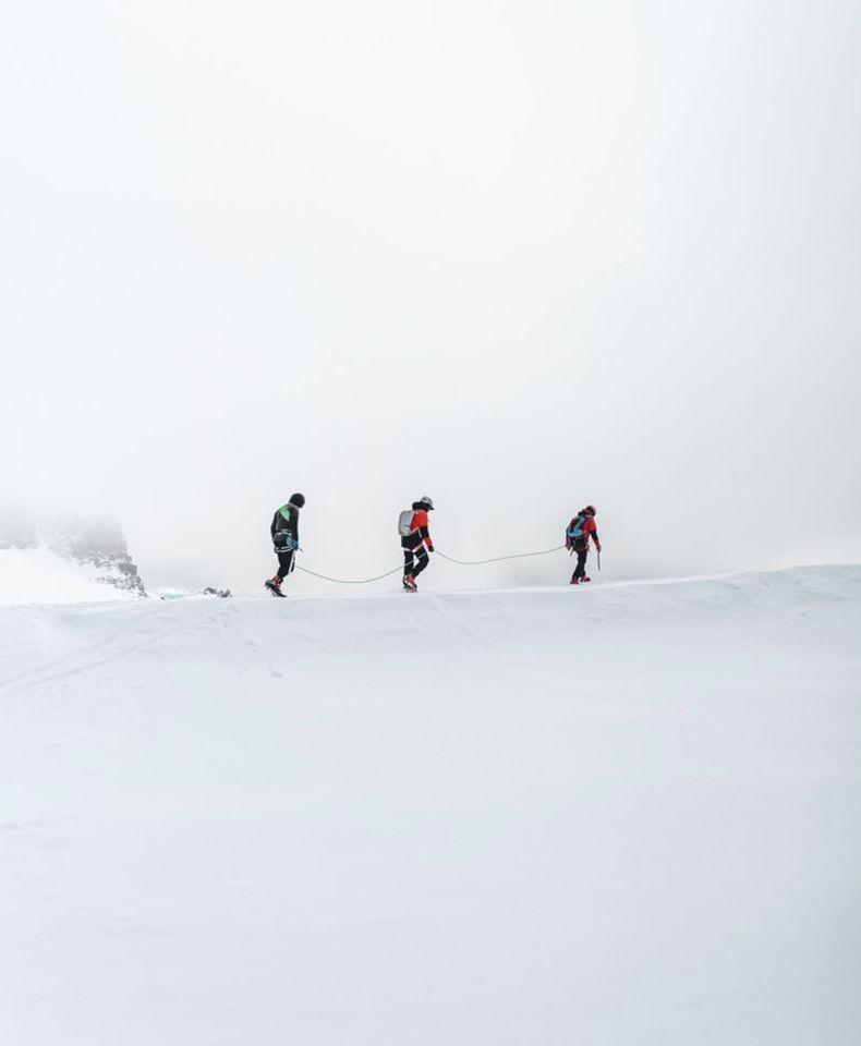 Antoine Mesnage Alpinisme