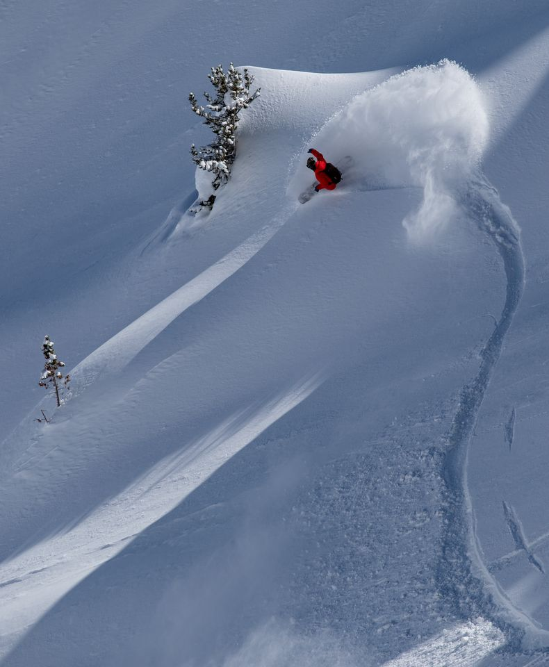 Top Snowboard