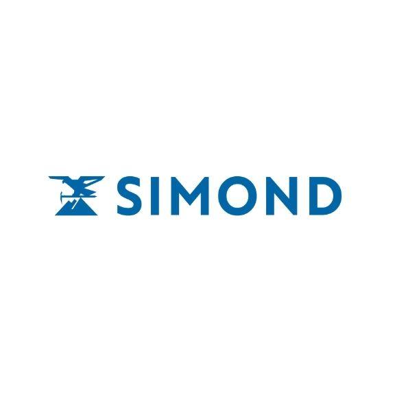 MARQUE LOGO SIMOND CHAMONIX CASCADE DE GLACE
