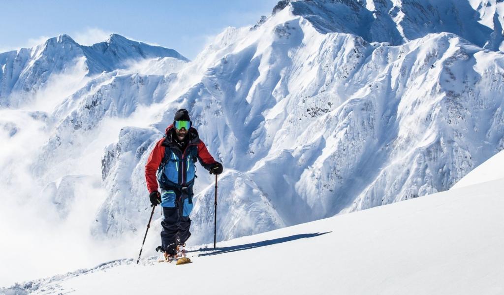 ZAG ski Glacier