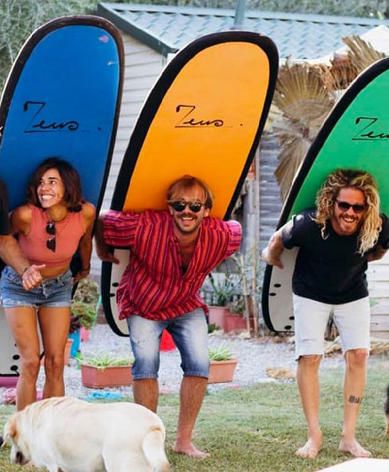 Surf Zeus