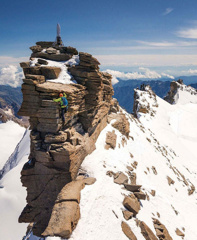 Grand Paradis Alpinisme