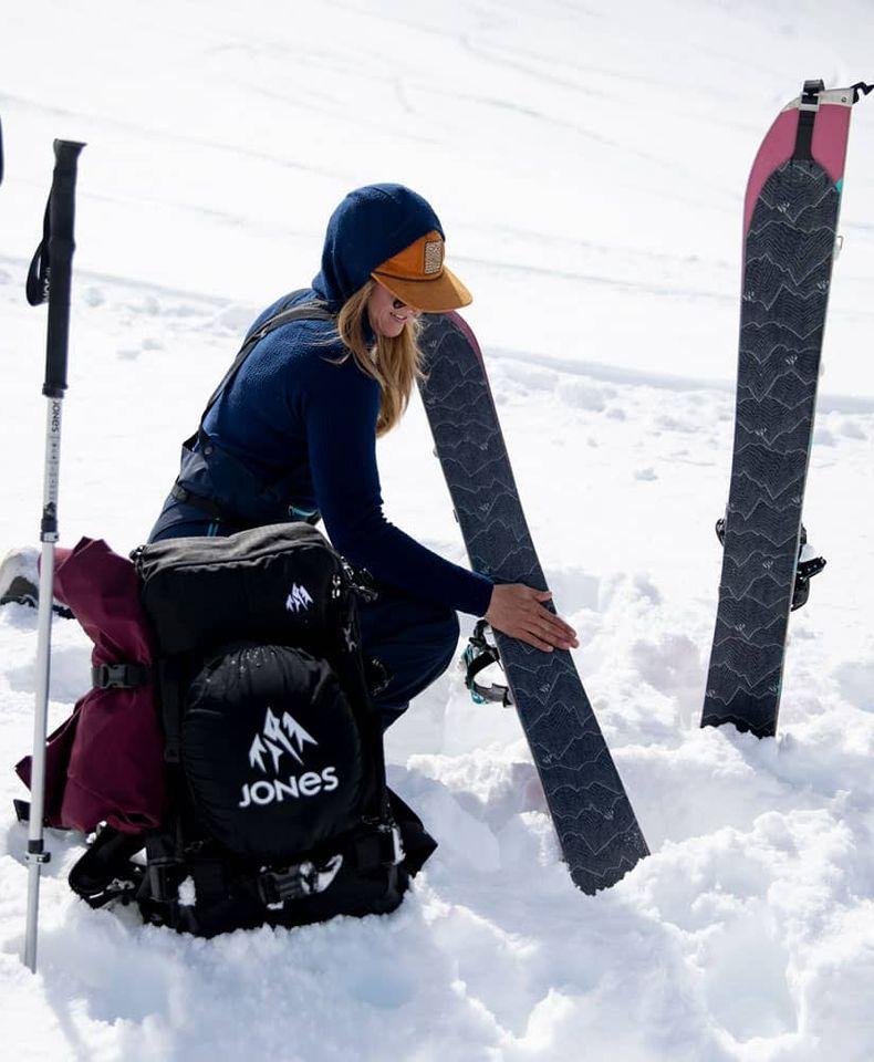 Top Snowboard Jones