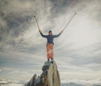 Paul Bonhomme Alpiniste guide