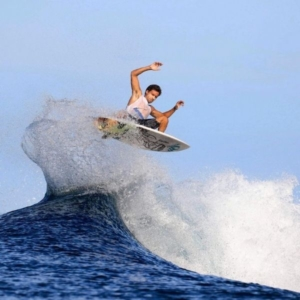 Felix Delanne ambassadeur athlète surf Dakine