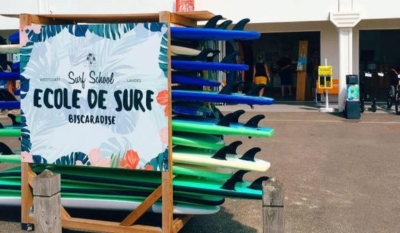 biscaradise Surf Les plus