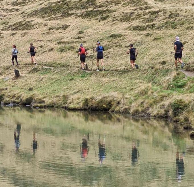 Yoann Stuck Trail Running programme
