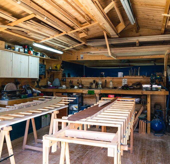 Shaper Surf Atelier programme