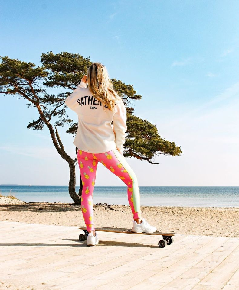 Skate Longboard Eivy Top
