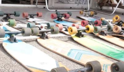 Skate Longboard Les plus