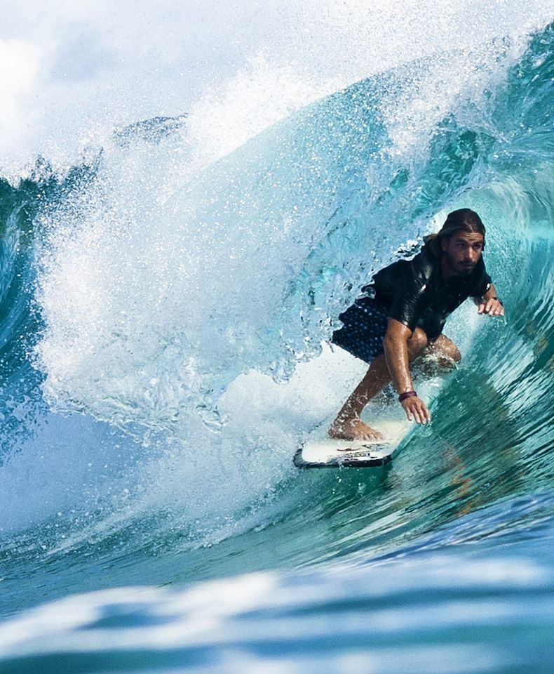 Top Damien Castera Surf Picture Organic Clothing