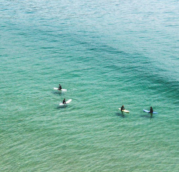 Surf louis-hansel programme