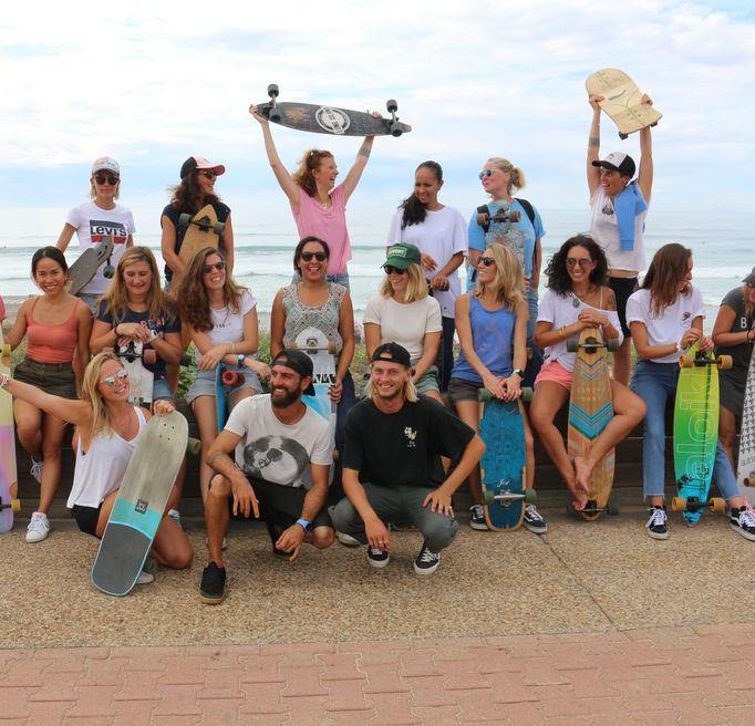 Skate Longboard Biscarrosse Programme