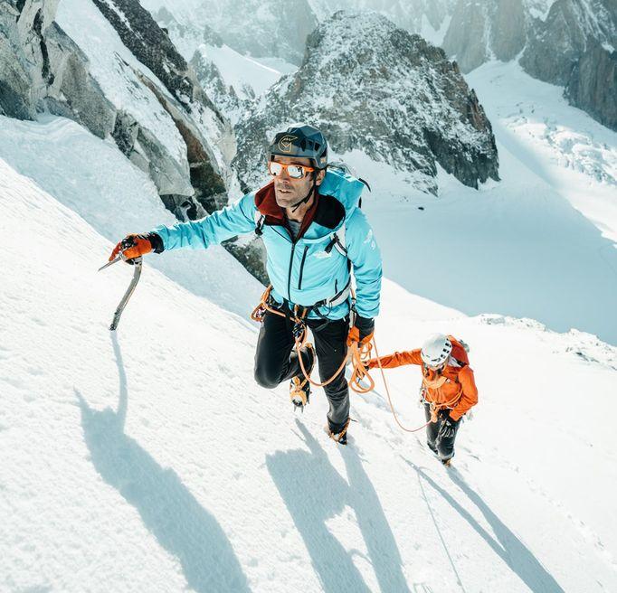 Programme Alpinisme Julbo Lise Billon Mathis Dumas