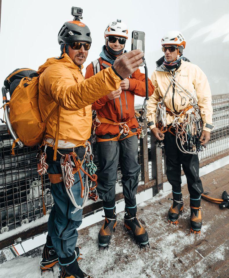 Top Alpinisme Vivian Bruchez Julbo