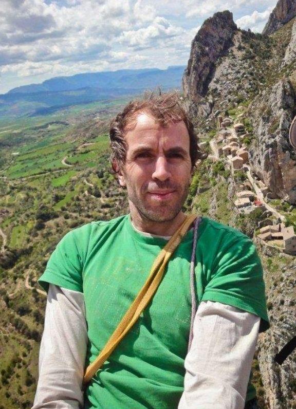 AMBASSADEUR VIGNETTE Nicolas Durand Escalade Looking For Wild Espagne Catalogne