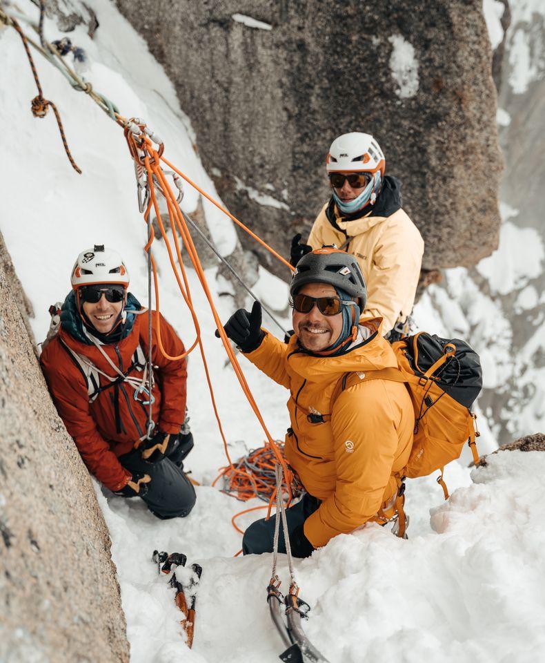 Programme Alpinisme Julbo Mathis Dumas