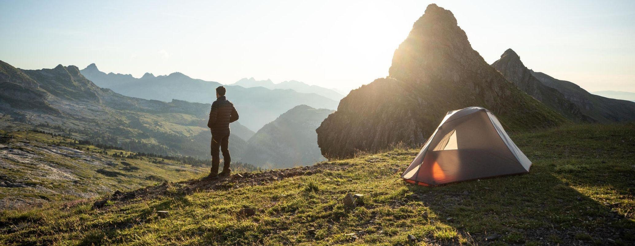 MARQUE COVER FORCLAZ Trekking Bivouac