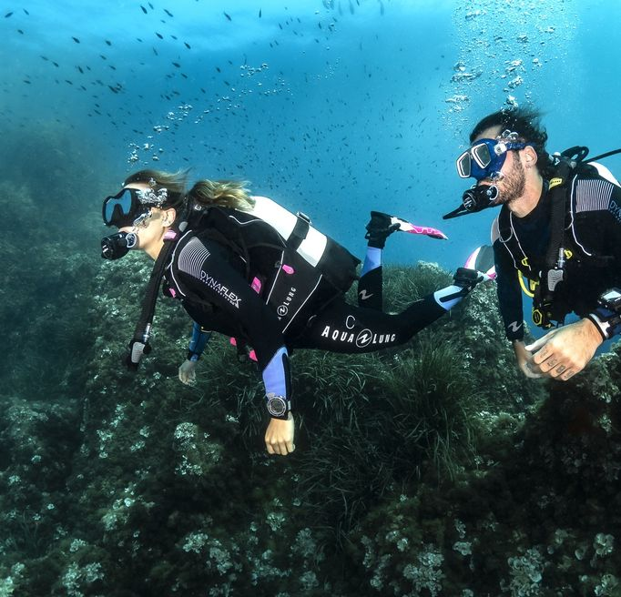 Programme Plongée Snorkeling Aqualung