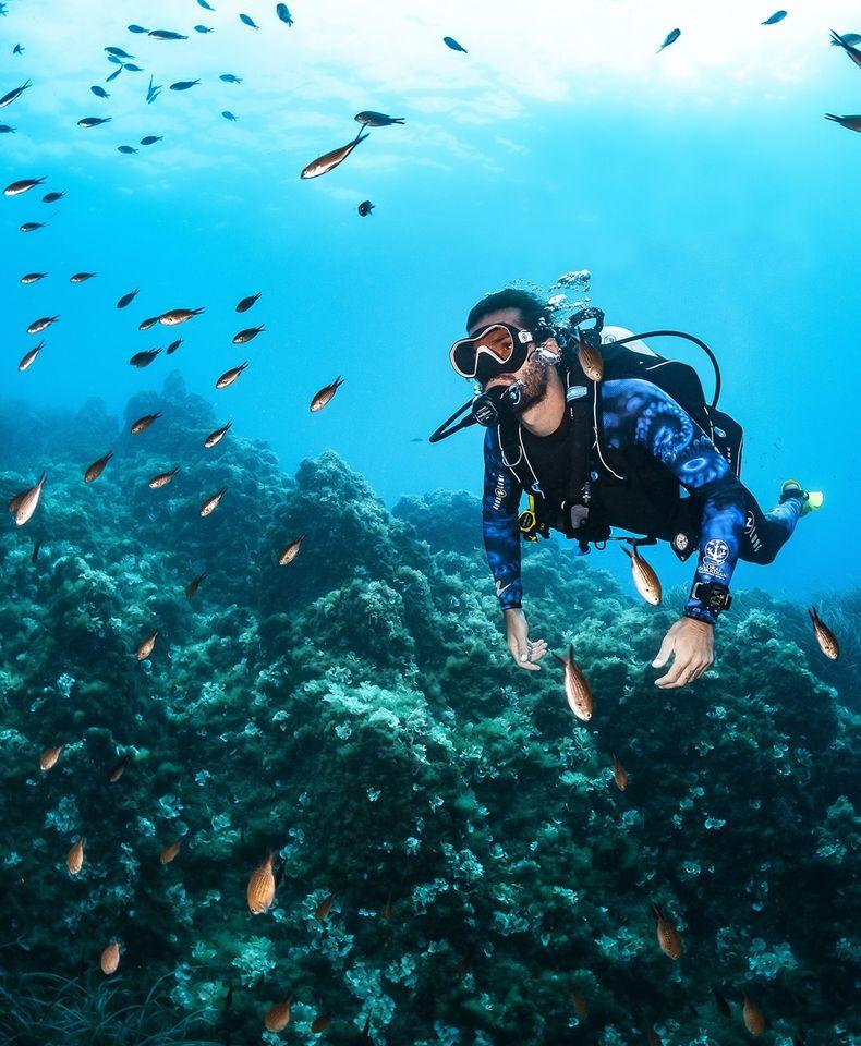 Top Plongée Snorkeling Aqualung