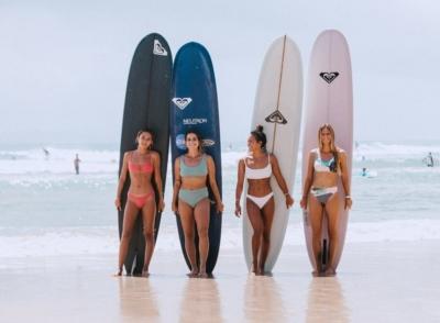 Vignette Surf Roxy