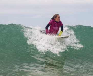 Athlète Blog Zoé Jaeckin Surf Roxy