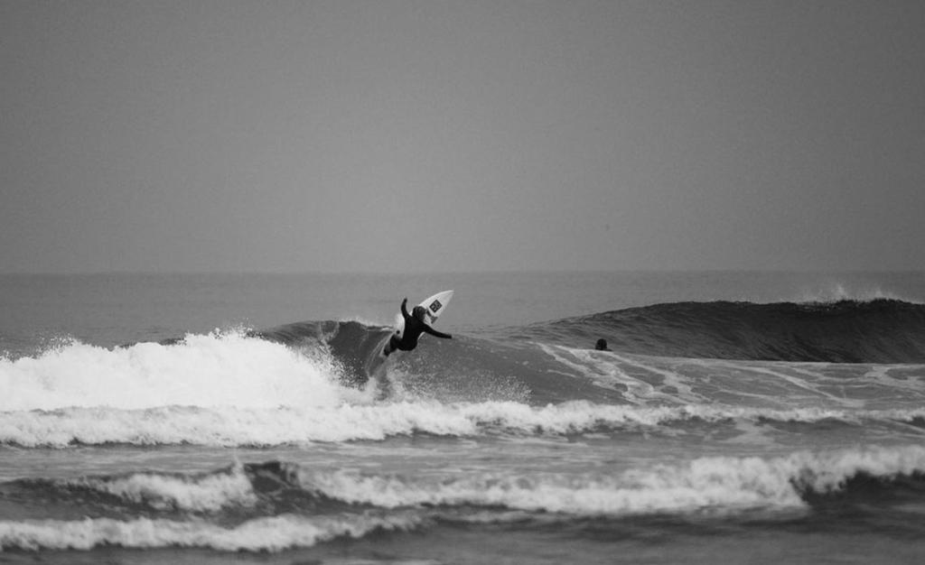 Athlète Blog uxue dominguez Surf Roxy