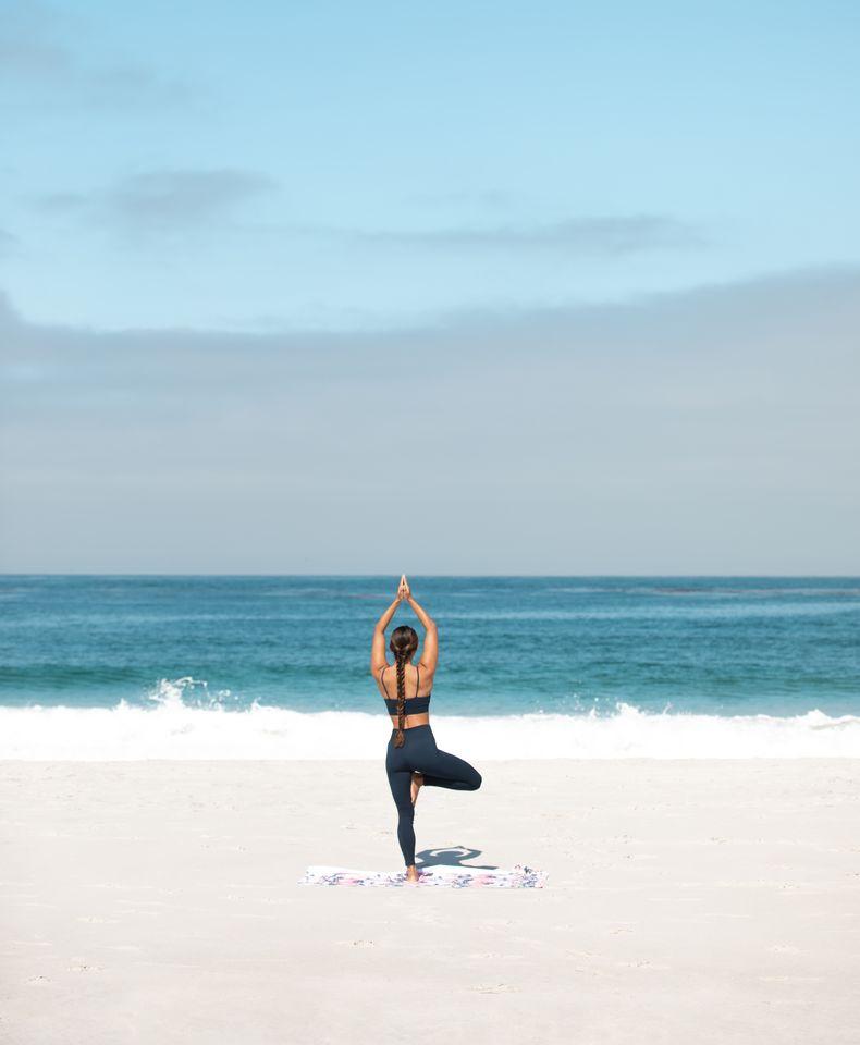 Top Yoga Surf Roxy