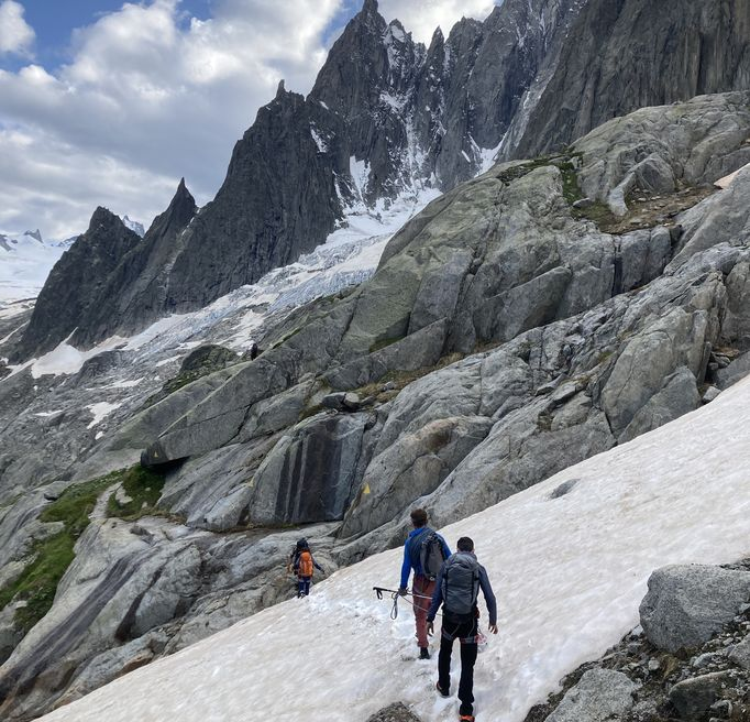 Programme Alpinisme Chamonix