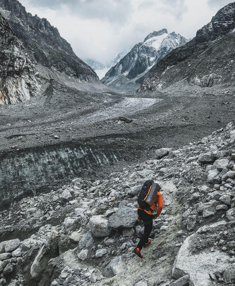 Top Bivouac Trek Rando Sea to Summit